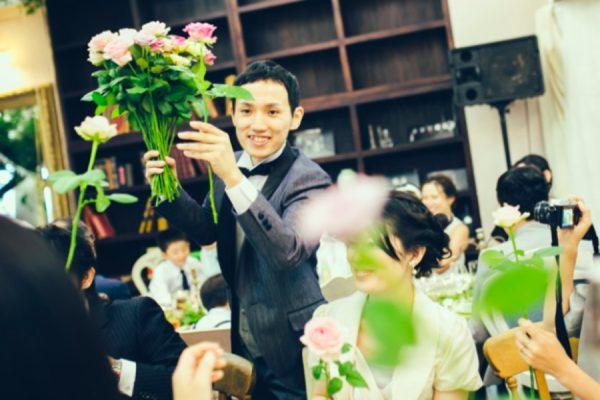 結婚式・披露宴でいま人気の演出まとめ20選!