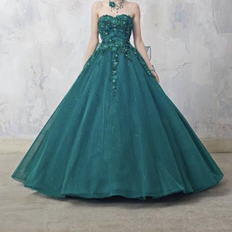 カラードレス,オータム