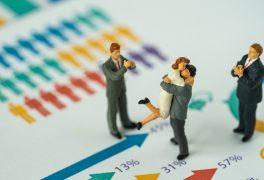 会社の上司、同僚への結婚報告はどんな伝え方、タイミングが良い?