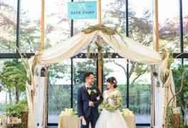 【ボタニカルウェディング】ナチュラルな演出の結婚式 ~その内容・費用を徹底解説~