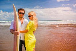 サーフィン好きカップル必見!サーフウェディングの魅力・場所・内容
