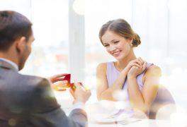 プロポーズはどういう場所が人気?どこでプロポーズすると喜ばれる?