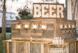 ビール好きなおふたりに必見!ビールがテーマのオリジナルウェディング!
