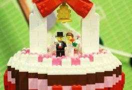 遊びごころのあるアイテムを結婚式に取り入れよう!
